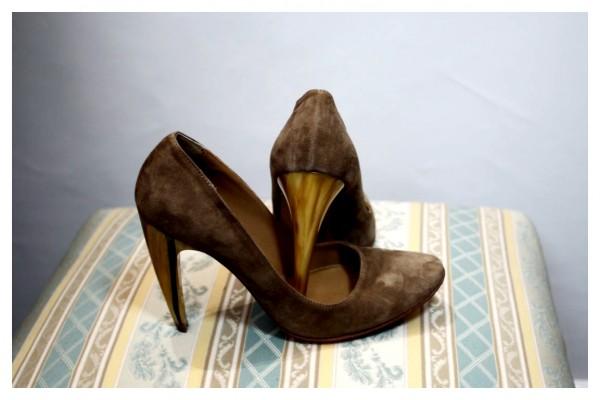 (NEU) Leder-High Heels