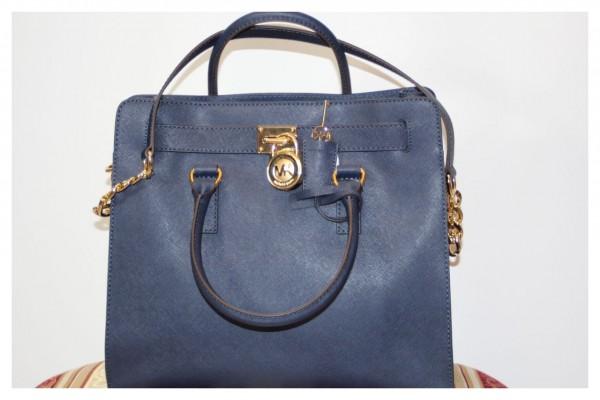 (NEU) Handtasche aus Saffianoleder